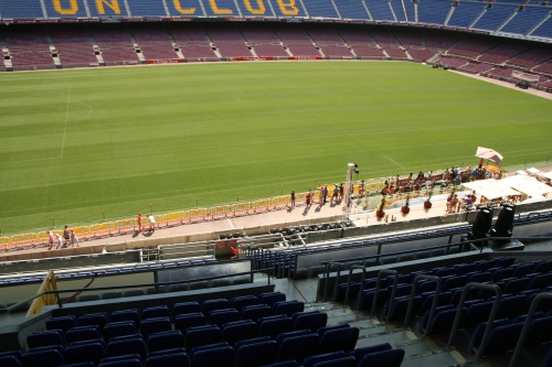 Le Barca à Barcelone